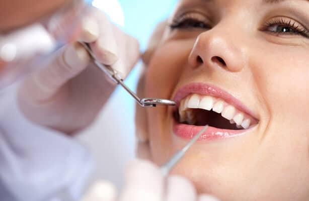 teeth cleaning at optismile